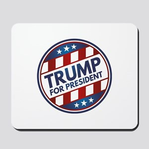 Trump For President Mousepad