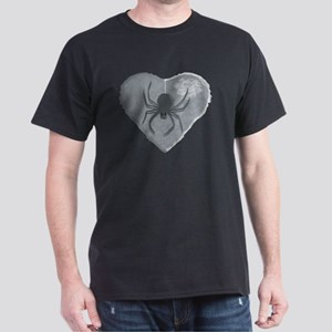 Stoneheart Halloween spider Dark T-Shirt