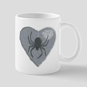 Stoneheart Halloween spider Mugs