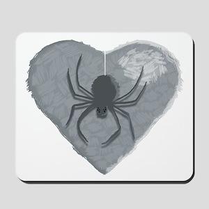 Stoneheart Halloween spider Mousepad