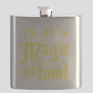 I'm off to MAGIC school Flask