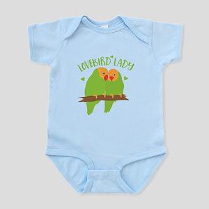 Lovebird Lady Body Suit