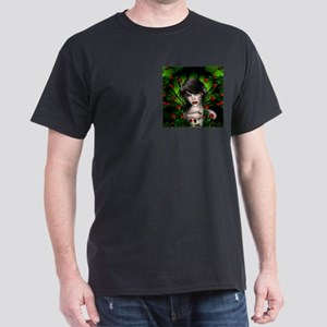 EMERALD ROSE GARDEN Dark T-Shirt