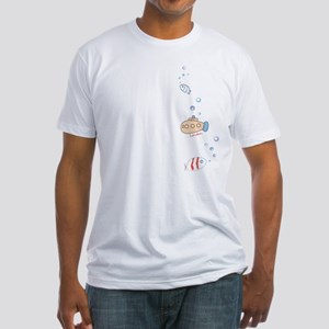 Submarine London Fitted T-Shirt