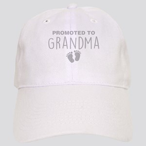 Promoted To Grandma Baseball Cap