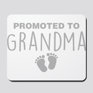 Promoted To Grandma Mousepad