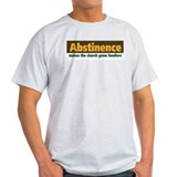 Abstinence makes the church grow fondlers Light T-Shirt