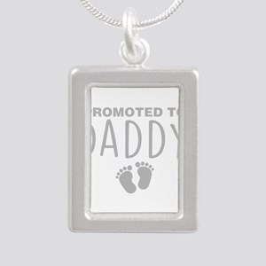 Promoted To Daddy Necklaces