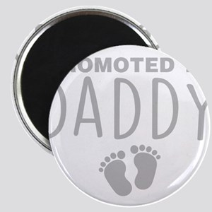 Promoted To Daddy Magnets