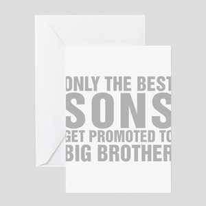 Only The Best Sons Get Promoted To Big Brother Gre