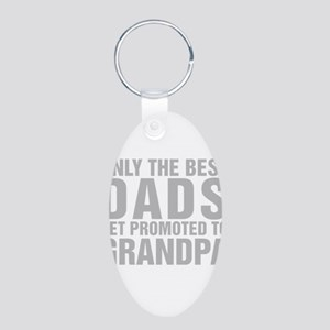 Only The Best Dads Get Promoted To Grandpa Keychai