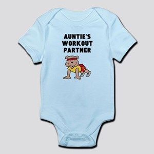 Aunties Workout Partner Body Suit