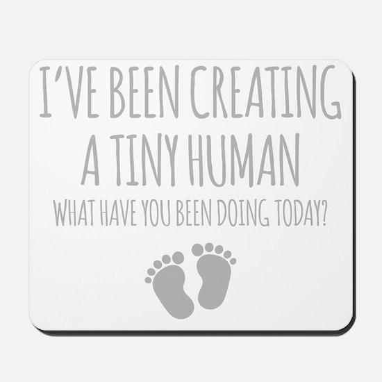Ive Been Creating A Tiny Human Mousepad