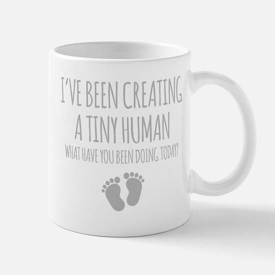 Ive Been Creating A Tiny Human Mugs