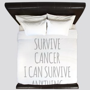 If I Can Survive Cancer I Can Survive Anything Kin
