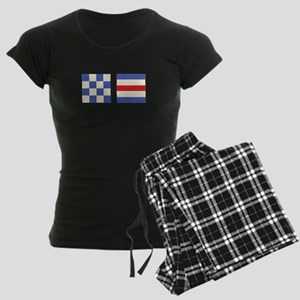 Distress Flags Pajamas
