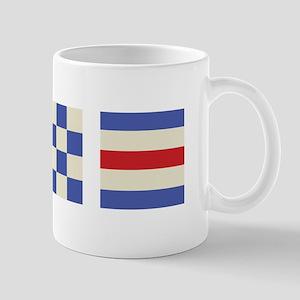 Distress Flags Mugs