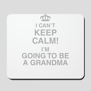 I Cant Keep Calm! Im Going To Be A Grandma Mousepa
