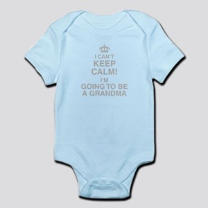 I Cant Keep Calm! Im Going To Be A Grandma Body Su