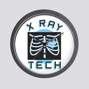 X-Ray Tech Wall Clock