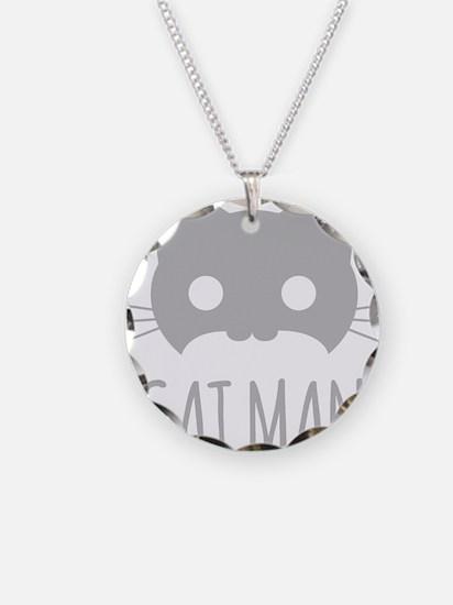 Cat Man Necklace