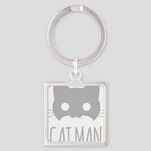 Cat Man Keychains
