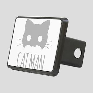Cat Man Hitch Cover