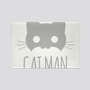 Cat Man Magnets
