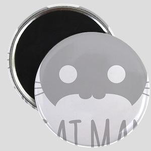 Cat Man Magnets