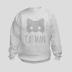 Cat Man Sweatshirt
