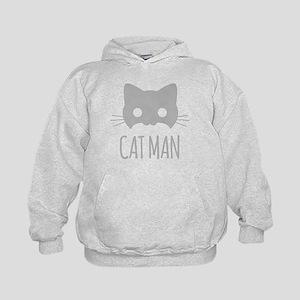 Cat Man Hoodie