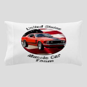 Ford Mustang Boss 351 Pillow Case