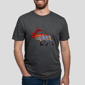 Sunset elk T-Shirt