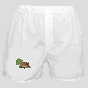 English Cottage Boxer Shorts