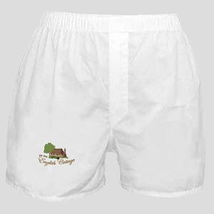 An English Cottage Boxer Shorts