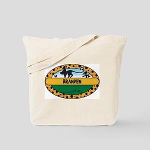 BRANDEN - safari Tote Bag