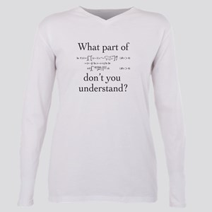 What Part of... T-Shirt
