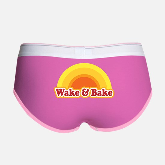 Wake and Bake Women's Boy Brief