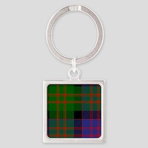 MacDonald Scottish Tartan Keychains