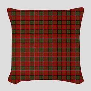MacDonald Of Glencoe Scottish Tartan Woven Throw P