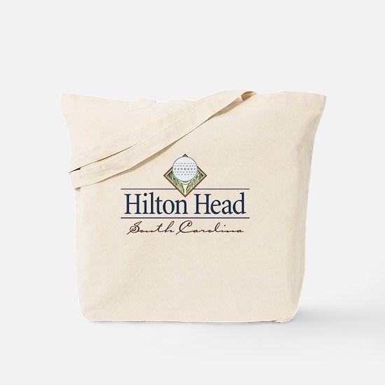 Hilton Head golf - Tote Bag