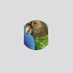 Senegal Parrot Mini Button