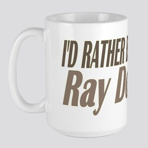 Ray Donovan Large Mug