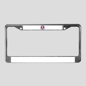 Illinois Jeb Bush 2016 License Plate Frame