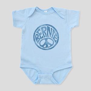 60s Peace Bernie Infant Bodysuit