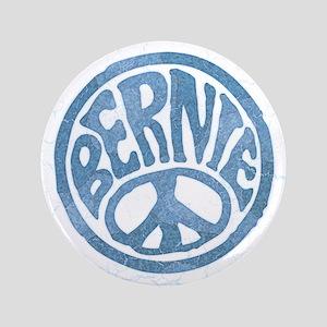 "60s Peace Bernie 3.5"" Button (100 pack)"