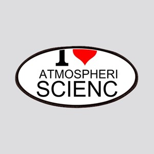 I Love Atmospheric Science Patch
