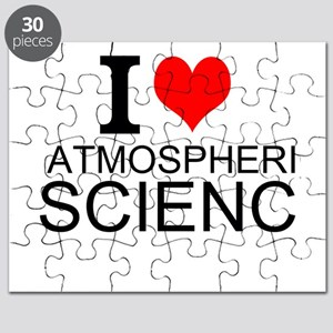 I Love Atmospheric Science Puzzle