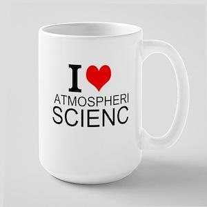 I Love Atmospheric Science Mugs