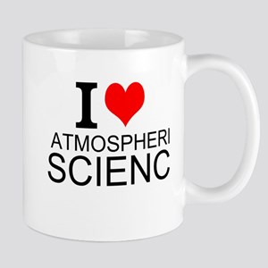 I Love Atmospheric Science Mugs